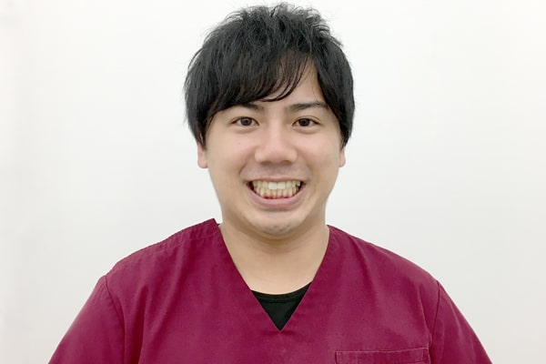 歯科医師:木下翔太
